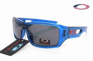 20d28d0ee79f9 Quick View · Fake Oakley Eyepatch 2 Sunglasses Crystal Blue Frame Black Lens