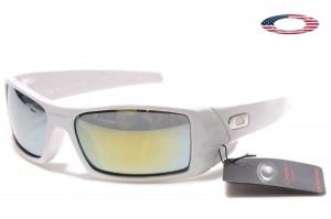 452de3746f Quick View · Fake Oakley Gascan Sunglasses White Frame Fire Iridium