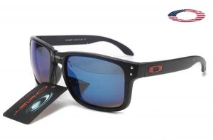 6d3f53b894 Quick View · Fake Oakley Holbrook Sunglasses Black Frame Violet Lens