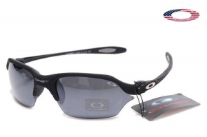 64fbc67353 Quick View · Fake Oakley Ice Pick II Sunglasses Matte Blue Frame Gray Lens