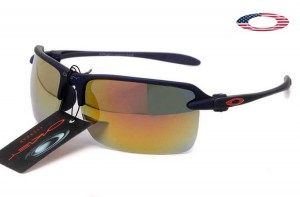 7a7f7fcba0 Quick View · Fake Oakley Ice Pick Sunglasses Matte Blue Frame Fire Iridium.  Sale