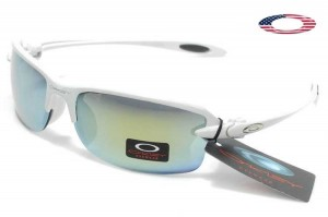 97c304788d Quick View · Fake Oakley Ice Pick Sunglasses White Frame Yellow Sky Blue  Lens