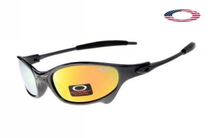 f78e662fd7 Quick View · Fake Oakley Juliet Sunglasses Gray Black Frame Fire Iridium.  Sale