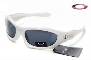 297d6868a1 Quick View · Fake Oakley Monster Dog Sunglasses White Frame Blue Lens