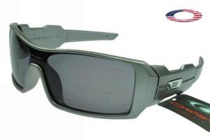 da9a44249a Quick View · Fake Oakley Oil Rig Sunglasses Gray Frame Gray Lens