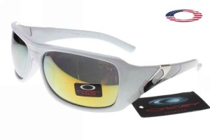 959cc671df Quick View · Fake Oakley Sideways Sunglasses Polished White Frame Fire  Iridium. Sale