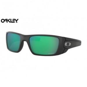 570ed55b41 Quick View · Fake Oakley Fuel Cell sunglasses Matte Black frame   Prizm  Jade lens