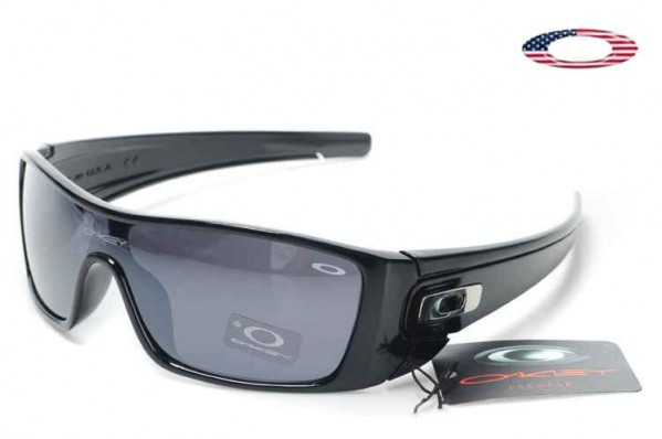 0c75a5d085 Fake Oakley Batwolf Sunglasses Polished Black   Gray Sale Online