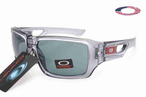 e440bd0ade4 Fake Oakley Eyepatch 2 Sunglasses Crystal Gray Sale Online