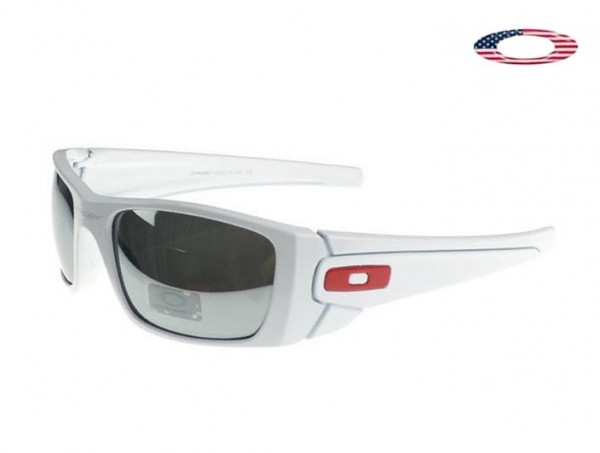 520f461248ee Fake Oakley Fuel Cell Sunglasses Matte White / Silver Iridium Sale ...