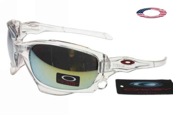 2edab45d25b Fake Oakley Jawbone Sunglasses Polished Clear   Fire Iridium Sale Online