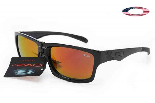 70842e2088 Fake Oakley Jupiter Squared Sunglasses Polished Black   Fire Iridium ...