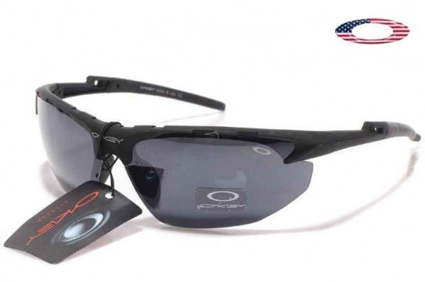 oakley sport sunglasses sale  Fake Oakley M / Sport Sunglasses Matte Black / Gray Sale Online