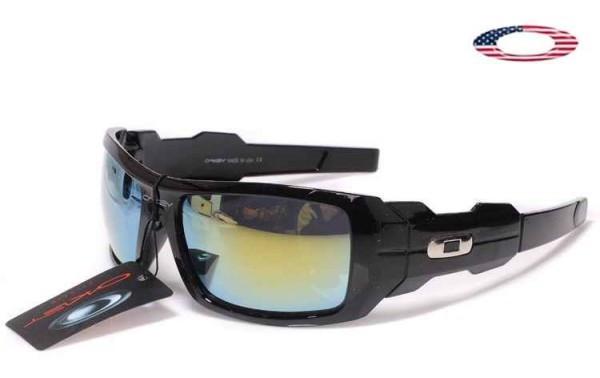 oakley oil drum sunglasses  fake oakley oil drum sunglasses black frame fire iridium