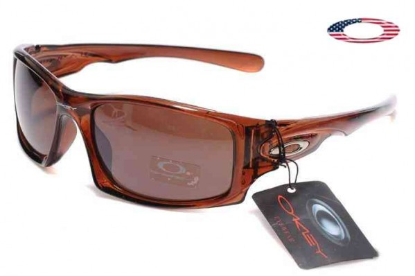 a9891ea124 ... free shipping fake oakley ten sunglasses crystal brown frame brown lens  3c34e a89c2