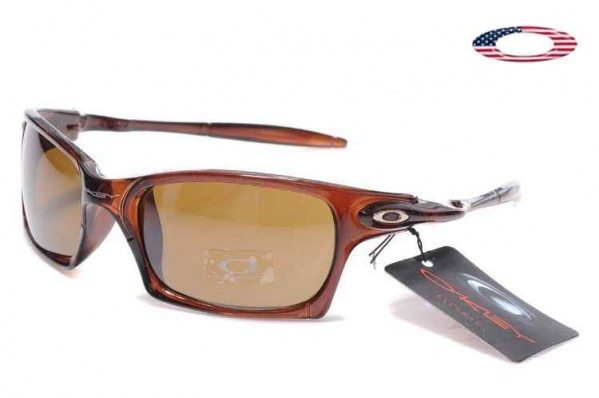 oakley x squared sunglasses  fake oakley x squared sunglasses polished brown frame chocolate lens