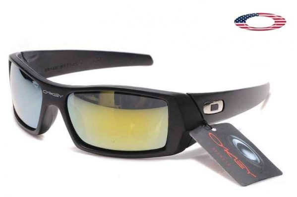 94b589139b Fake Oakley Gascan Sunglasses Black   Fire Iridium Sale Online